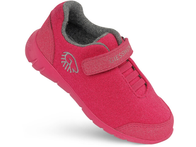 Giesswein Merino Wool Runners Kids rubin